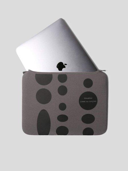 Comme des Garcons x Cote & Ciel Macbook Air 11 Case - Gray