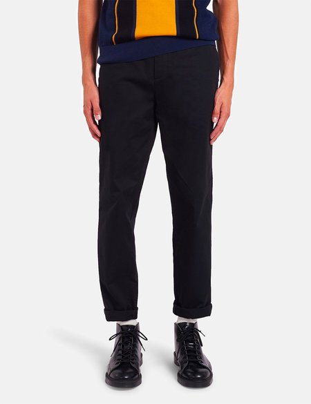 Fred Perry Classic Twill Trousers - Black