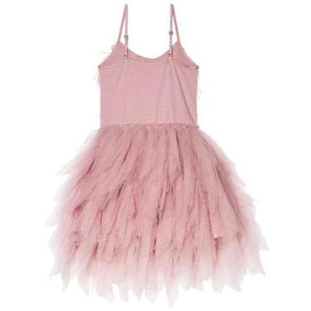 Kids Tutu Du Monde Swan Queen Tutu Dress - Geranium
