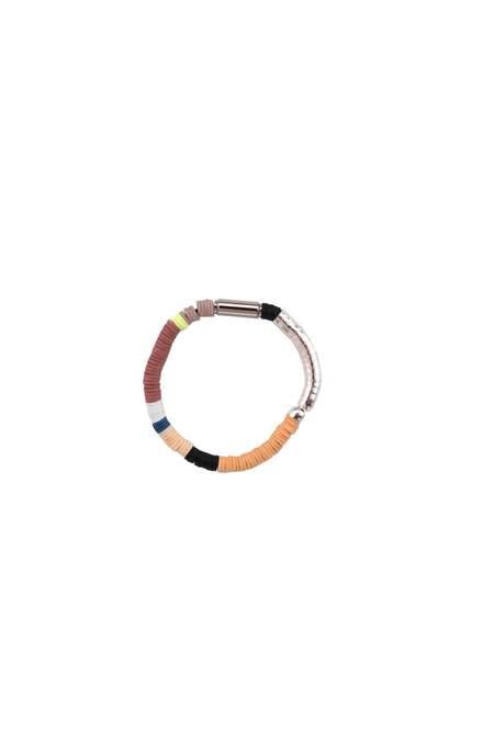 JULIE THÉVENOT Isiand bracelet - Silver