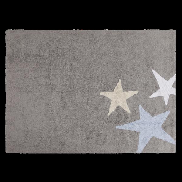 Lorena Canals Tres Estrellas Azul