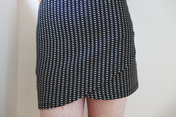 Eve Gravel Universe Skirt