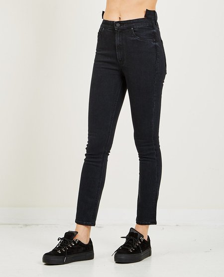 Mother Denim The Dazzler Shift Jeans - Who's Sorry Now