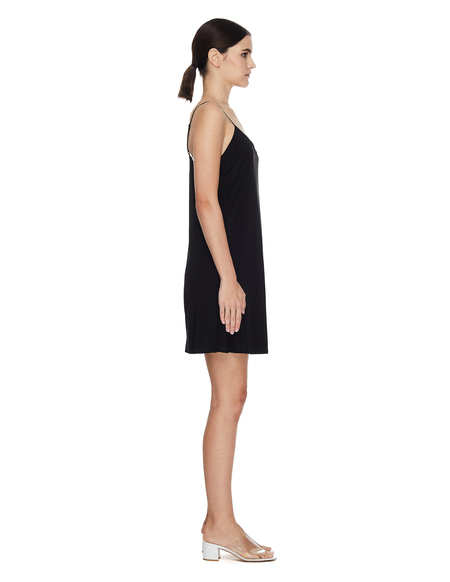 Junya Watanabe Black Cupro Dress