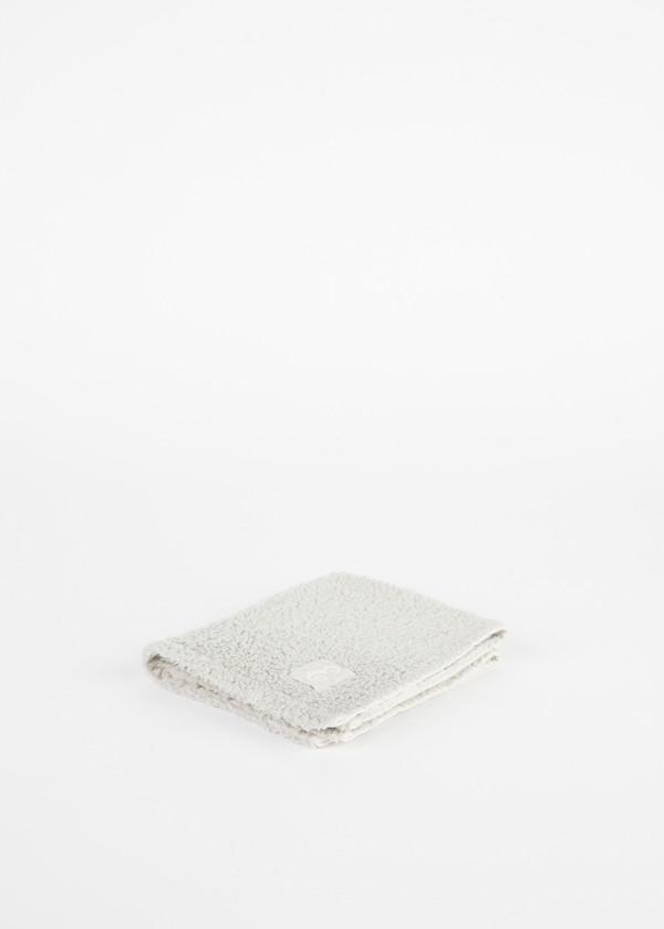 Evam Eva Light Grey Cotton Towels