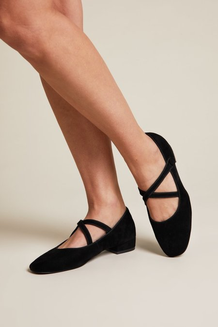 """INTENTIONALLY __________."" Kemper Flats - Black"
