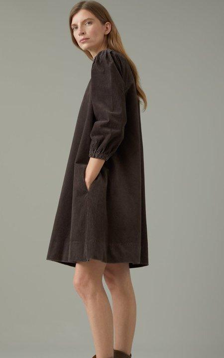 CLOSED Stilla Dress - Dark Lava