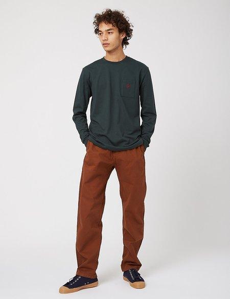 Gramicci Original Fit G Relaxed Pant - Brown