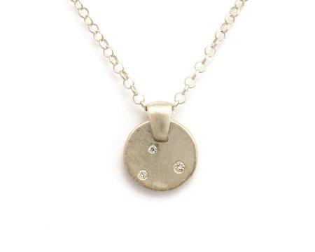 Tony Malmed Jewelry Chandi Necklaces - Silver