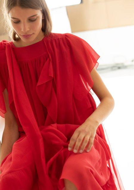 Sofie D'Hoore Duhana Dress - Strawberry