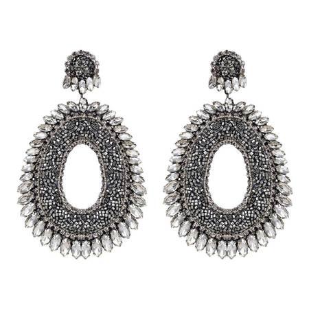 Deepa Gurnani Kiki Earrings
