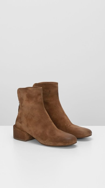 Marsèll Buccia Boot - Brown Suede