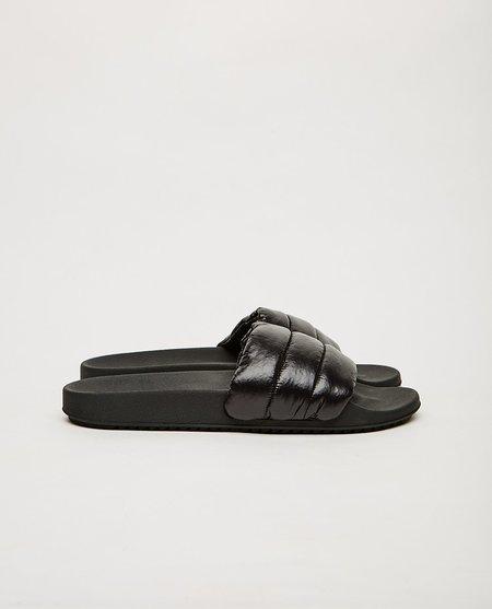 Rick Owens Puffer Slides - Black