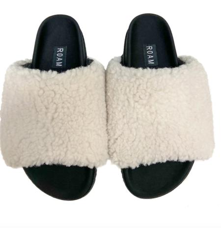 ROAM Fuzzy Slider - White