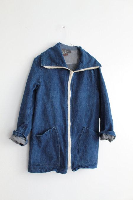 Vintage Boater Jacket - Denim