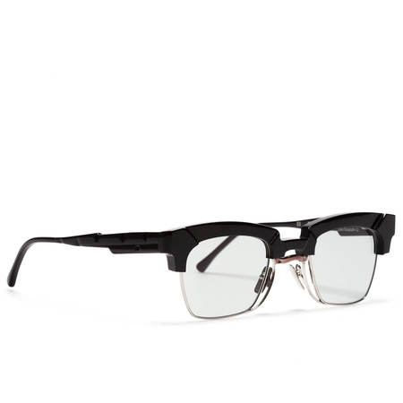 Kuboraum N6 BS sunglasses Men Size OS EU - Black