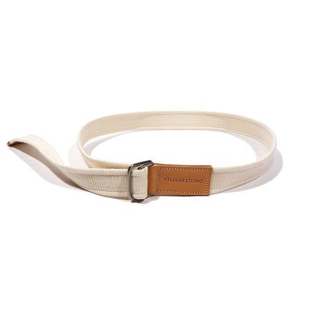 Reality Studio Lopo Belt - Off White