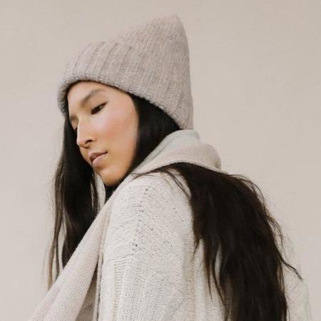 Kordal Arctic Beanie - Wheat