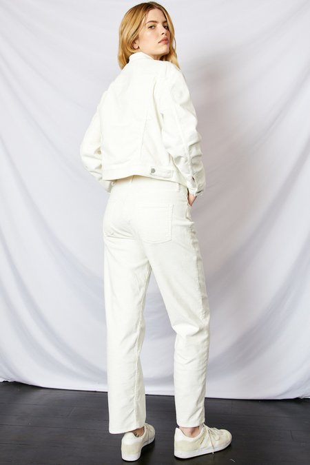 Ética Tyler Boy Straight Corduroy Pants