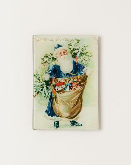 John Derian Santa's Bounty Mini Tray