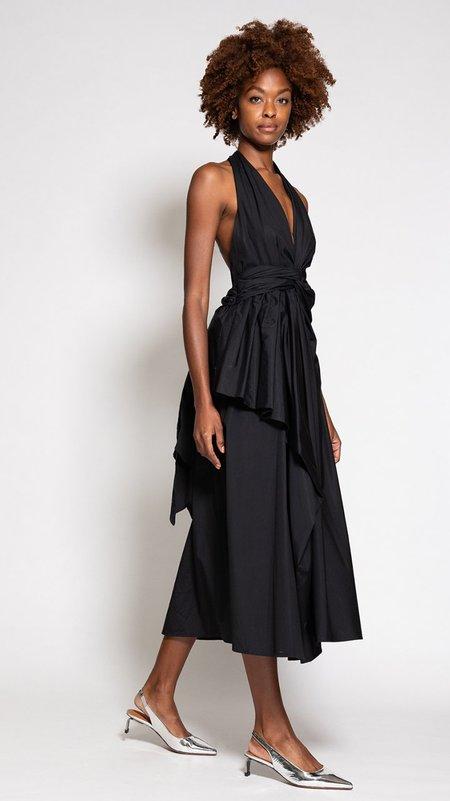 Christian Wijnants Dogo Dress - Black