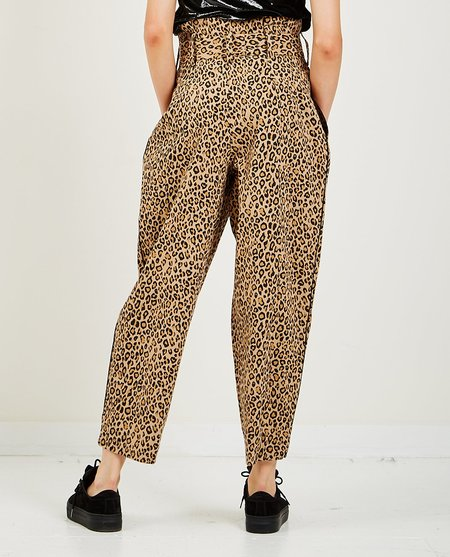 Mes Demoiselles Cheryl Pants - Leopard