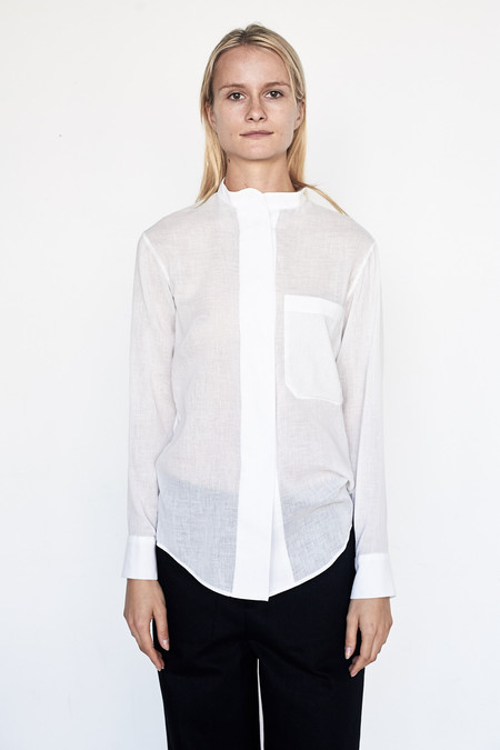 Index Series Cotton Standard Blouse