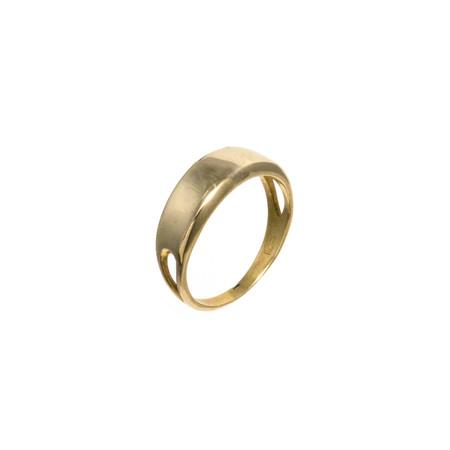 Erin Considine Brass Signet Ring