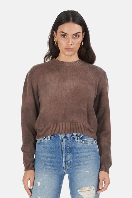 Cotton Citizen Lima Crewneck Sweater - Ash Mirage