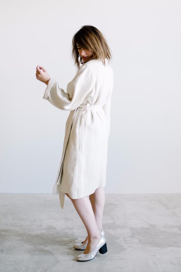 Wray Mantle Robe Coat