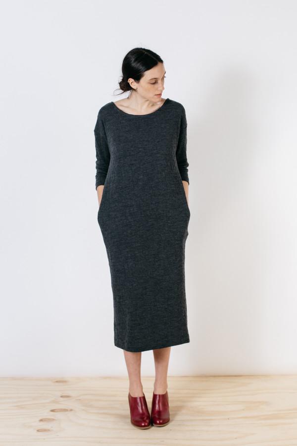 Bridge & Burn Bonham Textured Wool Knit