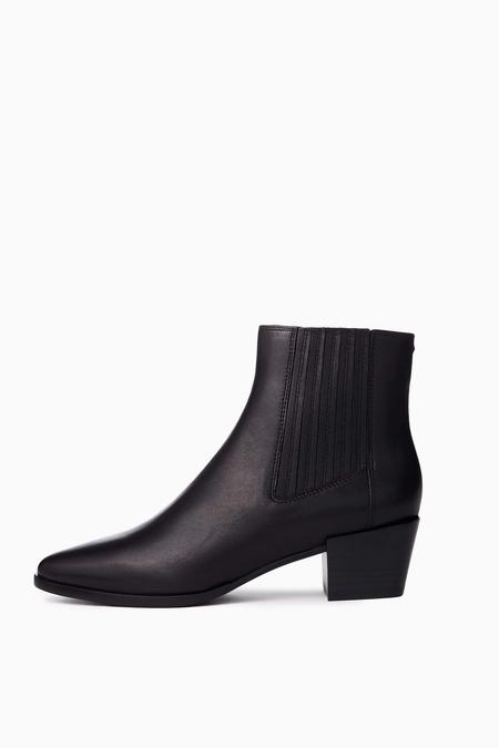 Rag & Bone Leather Rover Boot - Black