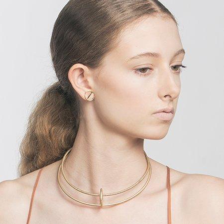 Metalepsis Projects Calder Stud Earrings