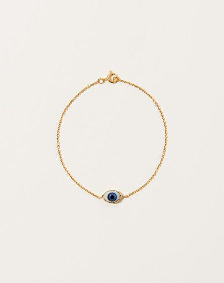 Grainne Morton Single Eye Bracelet