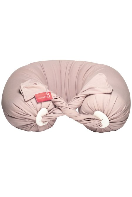 bbhugme Pregnancy Pillow - Dusty Pink Vanilla