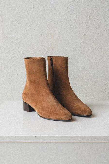 Anne Thomas MICHELLE BOOTS - SOFT SIGARO TAN