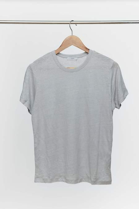 Laing Home Essential Linen T-Shirt - Seafoam