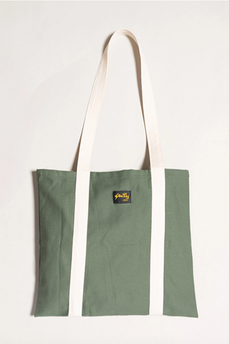 Stan Ray Tote Bag - Olive Sateen