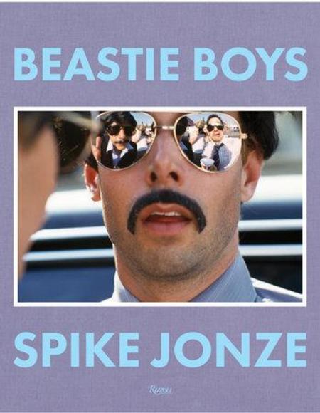 "Rizzoli New York ""BEASTIE BOYS"" by Spike Jonze book"