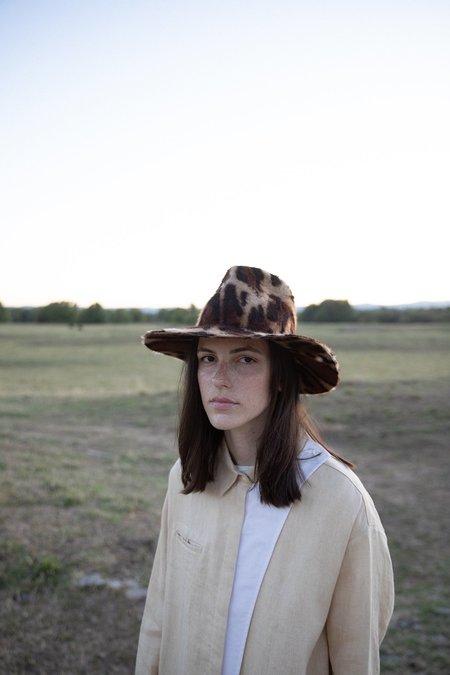 Brookes Boswell Shag Felt Wakefield Hat