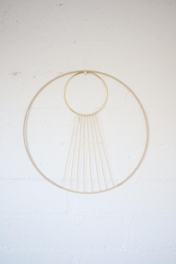 Sonadora Eclipse Art Woven Wall Hanging