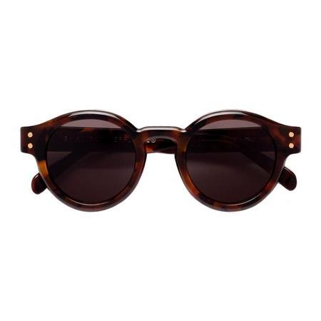 Unisex RetroSuperFuture EDDIE Sunglasses - CLASSIC HAVANA