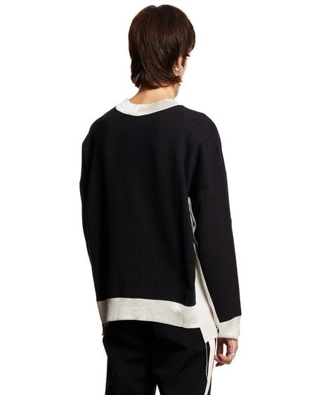 AMBUSH Panel Sweatshirt - Blue