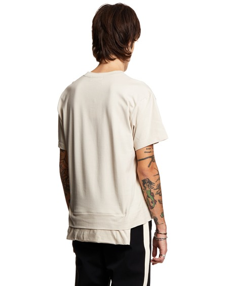AMBUSH New Waist Pocket T-shirt - Beige