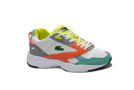 Lacoste 7-40SMA0045-56A Storm 96 sneakers - Light Green