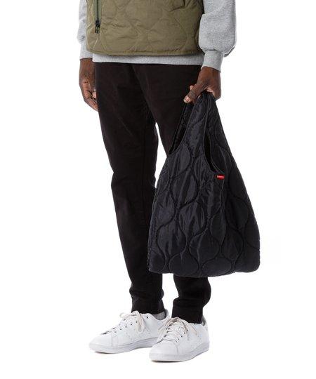Sandinista MFG Quilted Market Bag - Black
