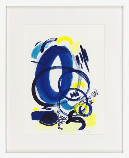 Emily Johnson Rhythm Art