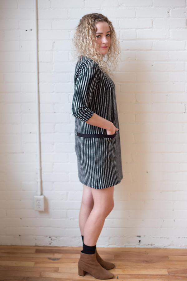 Eve Gravel Southern Boat Dress