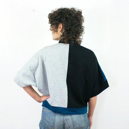 Jennifer Glasgow Razia Sweatshirt - Teal
