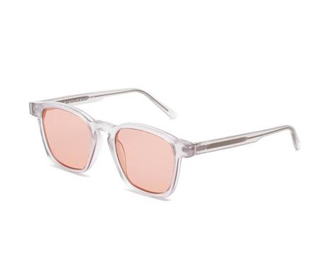 Unisex RetroSuperFuture UNICO Sunglasses - CRYSTAL GREY